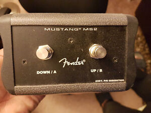 Fender / Mustang MS2 Footswitch