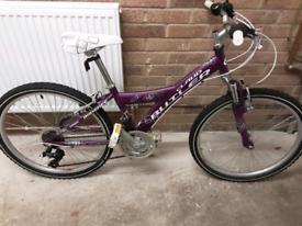"Claude Butler Banshee Girls Bike 24"" W 13"" Frame"