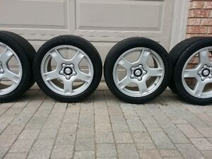 1990 and 1998 corvette rims Windsor Region Ontario image 1