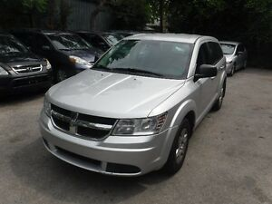 2009 Dodge Journey Minivan, Van 1YEAR WARRANTY CERTIFIED!!!!!!