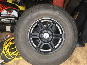 """17"""" and 18"""" Dodge Ram and jeep rims"""