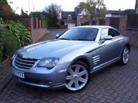 2007 57 Chrysler Crossfire 3.2 V6..LOW MILES..SERVICE HISTORY..STUNNING !!