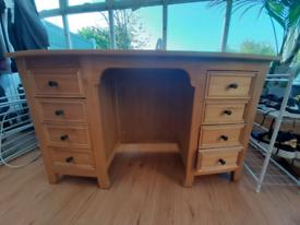 Wardrobe & Hopwells dressing table