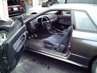Nissan skyline r32 lhd conversion