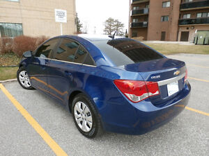 2012 Chevrolet Cruze, LT { Safetied & E-Tested } Very Low Kms