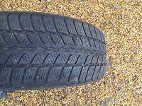 Winter tyres 185 55 15