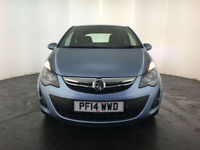 2014 VAUXHALL CORSA EXCITE 3 DOOR HATCHBACK 1 OWNER SERVICE HISTORY FINANCE PX