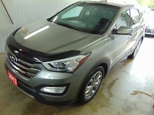 2013 Hyundai Santa Fe Limited AWD Sport SUV