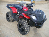 AUTOMATIC 4X4 ATV FOR SALE