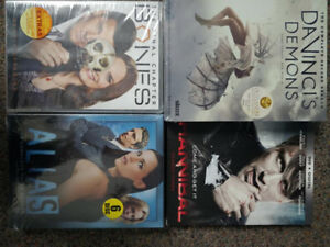 Brand new TV show DVDs all best offer