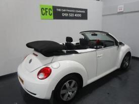 2010 Volkswagen Beetle 1.6 Luna convertible BUY FOR ONLY £31 A WEEK *FINANCE*
