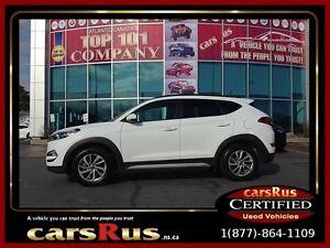 2017 Hyundai Tucson 2.0L SE SOLD!
