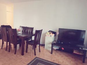 1july to 1sep fully furnished apartment in the heart of downtown