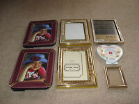 Assorted - Picture Frames