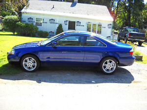 2003 Acura CL Type S - 86K and never winter driven