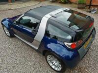Smart coupe Roadster 0.7 ( 80bhp ) Semi-A 49000 miles Hardtop