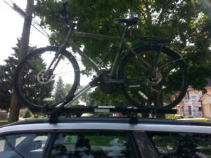Thule Bike Rack 4 Bike carriers, plus a kayak carrier & lifter!
