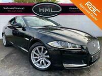 2013 Jaguar XF 2.2 D PREMIUM LUXURY 4d 200 BHP Saloon Diesel Automatic