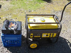 GENERATOR, AND CONVERTER, AND PRESSURE WASHER