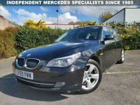 image for 2009 59 BMW 5 SERIES 520D SE BUSINESS EDITION 2.0 4D 175 BHP DIESEL
