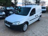Vauxhall Combo 1.3CDTi 16v 2000, Panel Van
