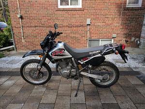 2001 Suzuki DR 650 SE