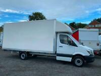 15-67 MERCEDES SPRINTER 313 & 314 EU6 LWB NEW BUILD 5.2 AERO MAX LUTON BOX VANS