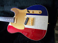 FENDER BUCK OWENS SIGNATURE TELECASTER LIMITED EDITION 1/250