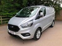 Ford Transit Custom 2.0TDCi 130PS EU6 280 L1H1 Limited (NO VAT)