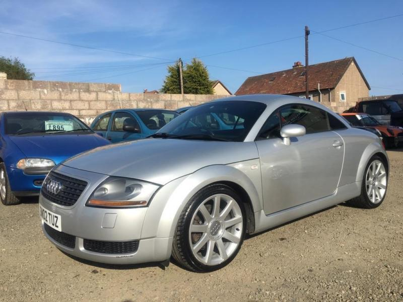 2002 audi tt 1 8 t quattro 3dr in lochgelly fife gumtree. Black Bedroom Furniture Sets. Home Design Ideas