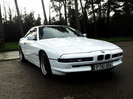 VERY RARE FUTURE CLASSIC BMW 840 CI 4.4 V8 5 SPEED AUTOMATIC NOT 850 PX SWAP