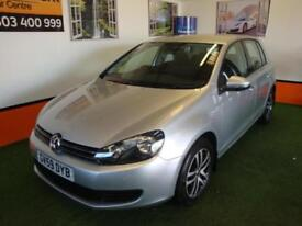 Volkswagen Golf 1.6TDI ( 105ps ) DSG 2009MY SE