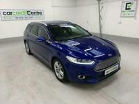 *BUY FROM £43 PER WEEK* BLUE FORD MONDEO 2.0 TITANIUM TDCI 5D 177 BHP DIESEL