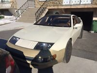 Nissan 300zx 1991 canadienne N/A (non turbo)