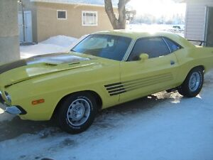 SELL/TRADE 1974 DODGE CHALLENGER