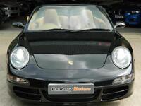 2006 PORSCHE 911 CARRERA 2 S CONVERTIBLE PETROL