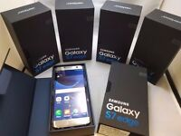 SAMSUNG GALAXY S7 EDGE UNLOCKED BRAND NEW BOXED COMES WITH SAMSUNG WARRANTY AND ALL ACCESSORIES