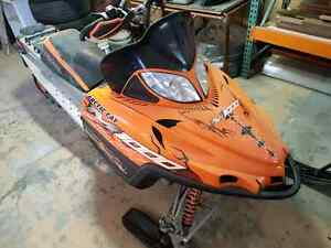 2007 Arctic Cat M1000