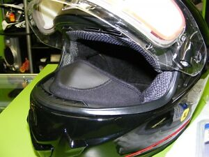 ZOX - Helmet LED Lights - S to 3XL - Electric Visor at RE-GEAR Kingston Kingston Area image 2