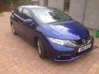 2012 Honda civic 2.2 cdti es .(DIESEL 39000 MILES)