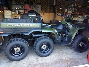 SELL OR TRADE 2012 POLARIS 6X6