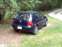 2002 VW Golf TDI Coupe for sale or trade