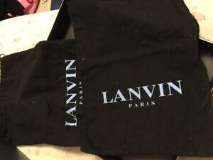 Deux Dust Bag Lanvin Paris