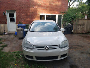 Volkswagen rabbit 2007 manual