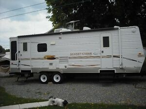 Roulotte Sunset Creek 26 Pied 2008