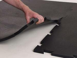 SALE! New Interlocking Revulcanized Rubber Horse Stall Mat Kits