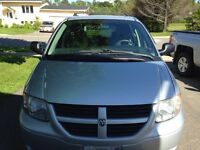2007 Dodge Caravan with Stow and Go!
