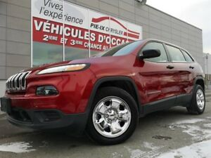 Jeep Cherokee FWD 4dr Sport 2017