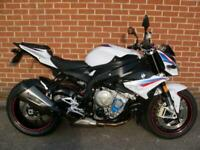BMW S1000R HP Style
