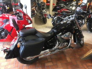 2008 Honda Shadow. Ready to roll!